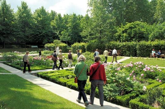 Le jardin des senteurs parc de bercy c ur d 39 un - Parcs et jardins de paris ...