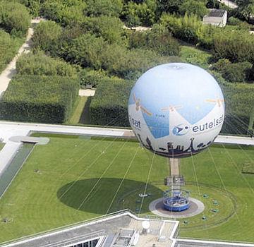 montgolfiere paris parc citroen