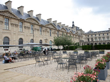 Les Plus Belles Terrasses De Paris Paris Ier