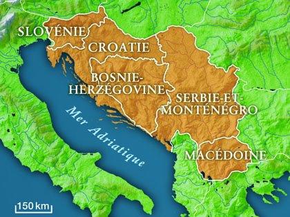 Les élections européennes en 2019 Balkans