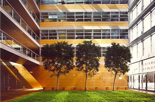 L 39 architecte jean paul viguier astra zeneca de rueil malmaison - Architecte rueil malmaison ...