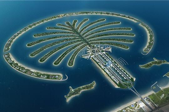 Superstructure Les iles de Dubai preview 0