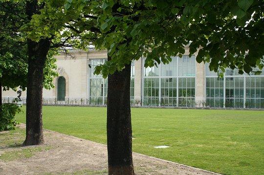 Restauration du mus e de l 39 orangerie le jardin des tuileries - Les jardins de l orangerie ...