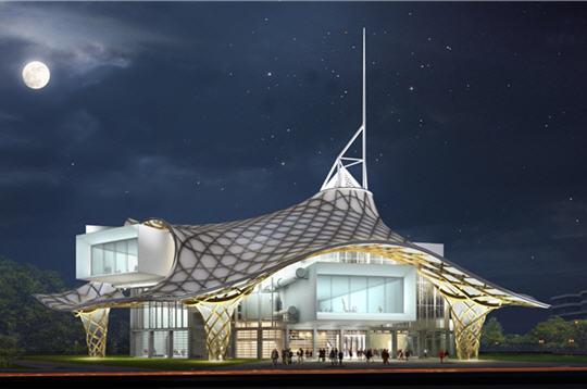 Le Buzz du jour : Le Centre Pompidou-Metz ouvre le 12 mai 2010 : « J-3 »