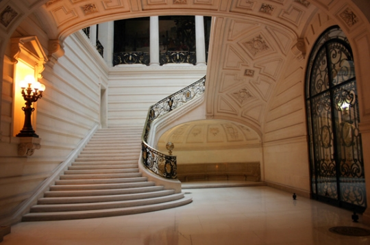 escaliers dhonneur  le grand amphith u00e9 u00e2tre  visite priv u00e9e