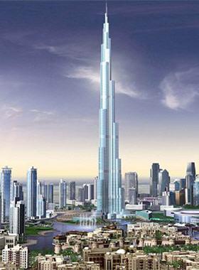Les tours les plus hautes du monde - Hauteur plus grande tour dubai ...