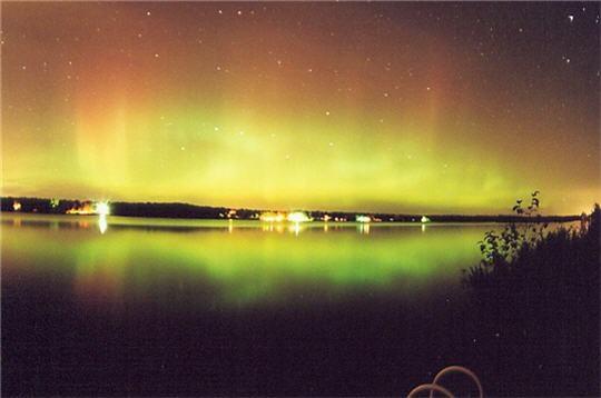 science   aurores polaires   un spectacle fascinant