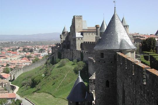 carcassonne 80 villes de france sur l 39 internaute week end. Black Bedroom Furniture Sets. Home Design Ideas