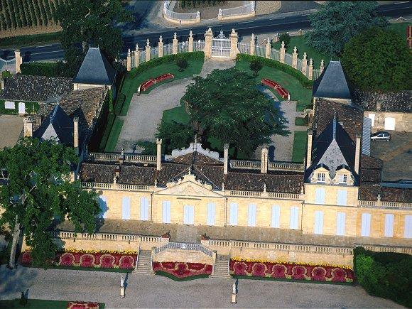 Le château de Beychevelle