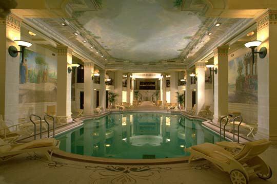 Les palaces parisiens le ritz paris la piscine for Bar la piscine paris 18