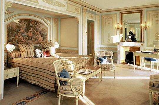 les palaces parisiens