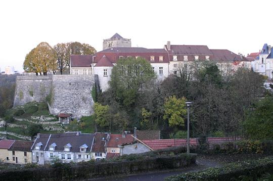 Chaumont en haute marne le donjon for Chaumont haute marne