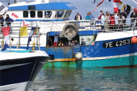Le d 39 yeu - Yeu annonces bateau peche ...