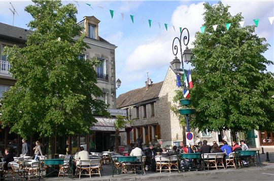 Rambouillet place f lix faure - Office de tourisme de rambouillet ...