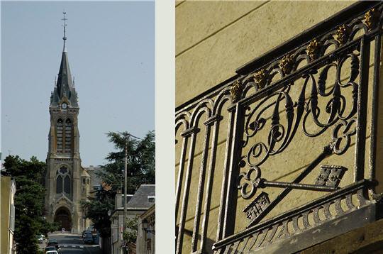 Rambouillet balade au coeur de la ville - Office de tourisme de rambouillet ...