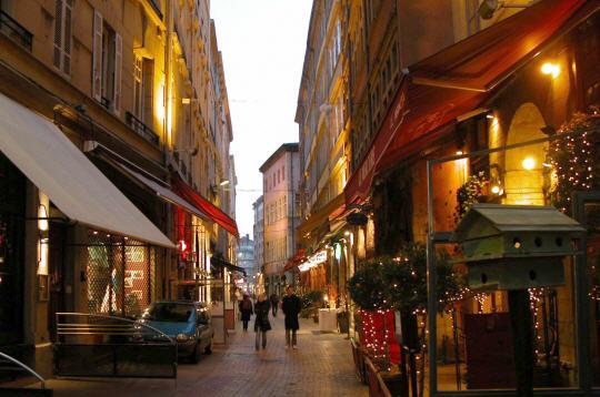 Улица Мерсьер (Rue Mercière) Улицы и площади Лиона