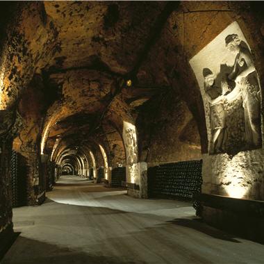 Visite des caves de champagne