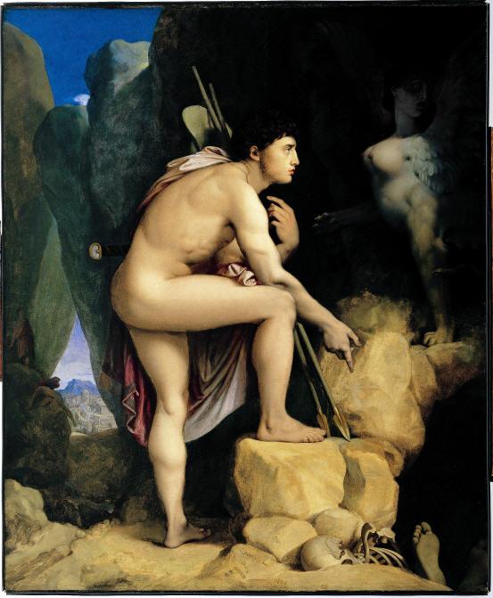 Ingres, un nouveau Picasso? en tout cas un érotomane Oedipe-grand