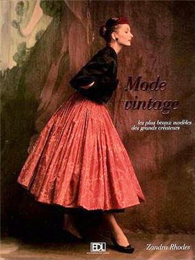 30 beaux livres à offrir pour Noël : Mode vintage
