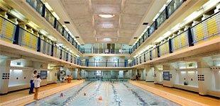 Piscine des amiraux piscines d 39 ile de france for Piscine des amiraux