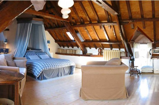 chambres d 39 h tes au char bancs. Black Bedroom Furniture Sets. Home Design Ideas
