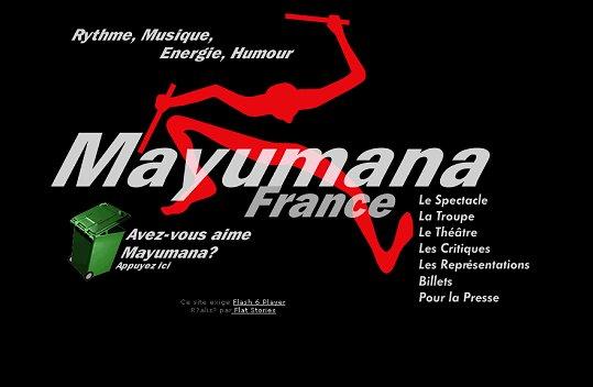 mayumana un spectacle  d  u00e9tonnant jusqu u0026 39 au 27 f u00e9vrier au