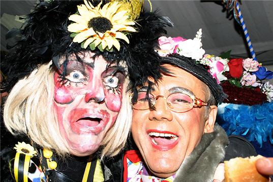 maquillage femme carnaval dunkerque