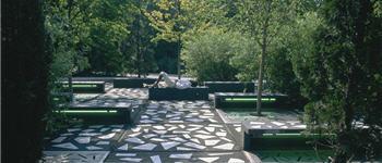 Les jardins de la villette for Porte de la villette salon gastronomique