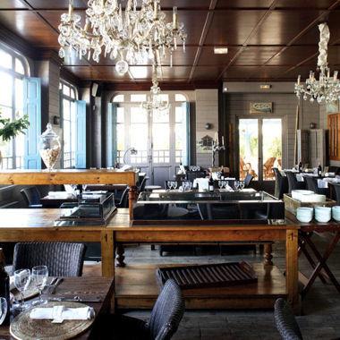 Restaurants brasseries et bistrots bordelais la maison bassin - La maison du bassin cap ferret ...