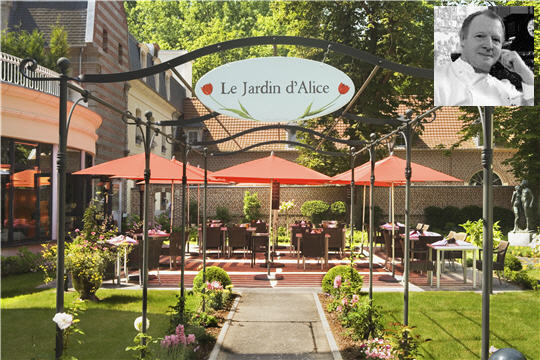 Les annexes des grands chefs le jardin d 39 alice par marc for Le jardin d alice