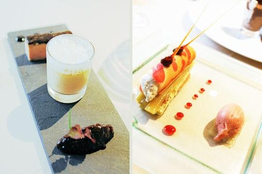 Des plats contemporains a prenois une nouvelle quipe for L internaute cuisiner