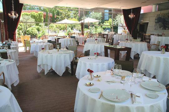 Le jardin des sens montpellier la salle for L internaute cuisiner