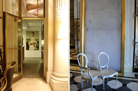 Philippe starck relooke le meurice paris d tails for Restaurant le miroir paris
