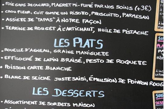 Restaurant Aromate Marseille