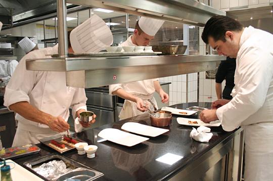 Le dressage des plats - Dressage des plats en cuisine ...
