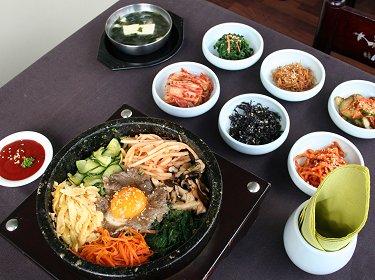 La cuisine Sud-Coréenne