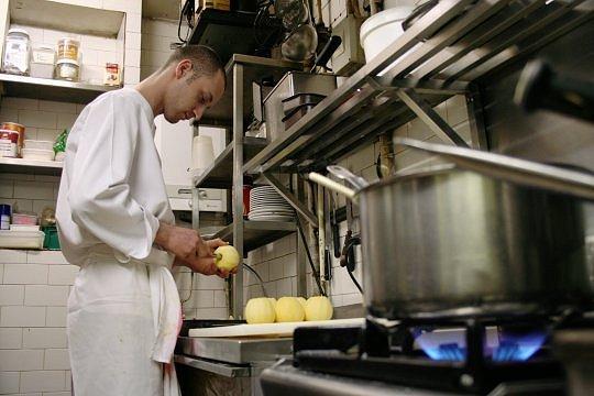 Auberge nicolas flamel les cuisines for L internaute cuisiner