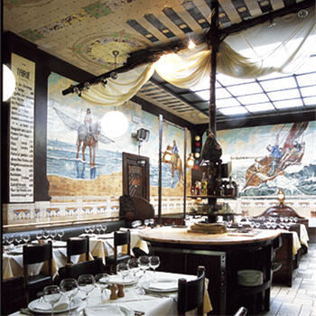 Restaurants brasseries et bistrots bruxellois vincent for Ambiance cuisine bruxelles