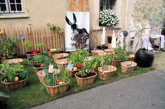 festival les etoiles de mougins 2007 potager. Black Bedroom Furniture Sets. Home Design Ideas