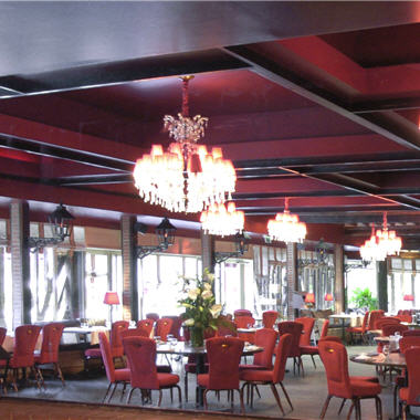 Les 10 plus belles tables des parcs parisiens la ferme du - Restaurant jardin d acclimatation neuilly ...