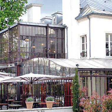 Restaurant Saint Germain La Campagne