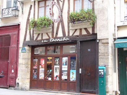 Restaurant Chez Denise Lyon