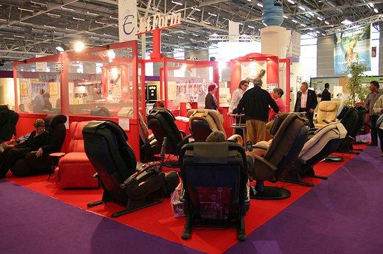 La foire de paris 2006 la section loisirs for Salon foire de paris