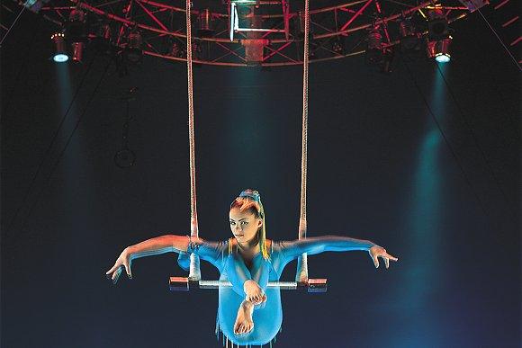 saltimbanco  le cirque du soleil