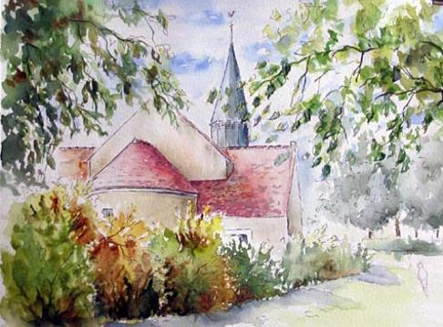 Vos plus beaux tableaux la s lection d 39 octobre 2006 glise de saint doulchard - Les plus beaux tableaux abstraits ...