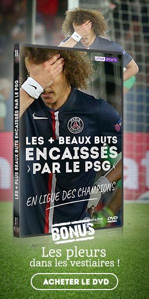 Les plus beaux buts encaissés par le PSG