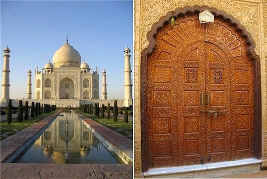 Les plus belles photos de l 39 inde par les lecteurs rajasthan for Architecture indienne