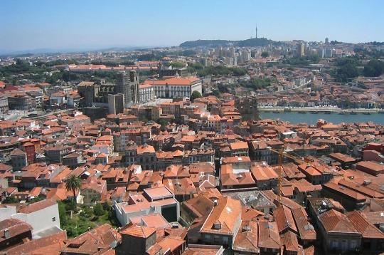 les plus belles photos du portugal par les lecteurs les toits de porto. Black Bedroom Furniture Sets. Home Design Ideas