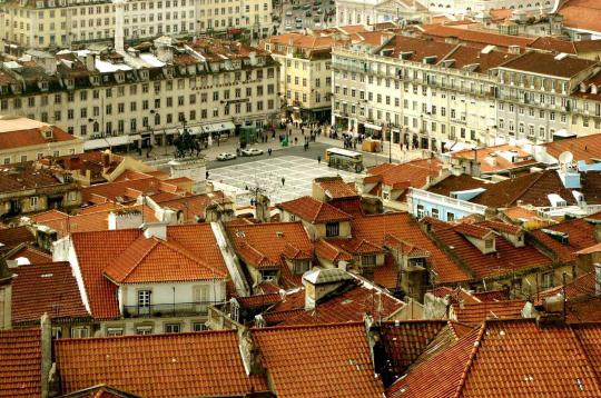 Les plus belles photos du portugal par les lecteurs quartier de baixa - Office du tourisme de lisbonne ...