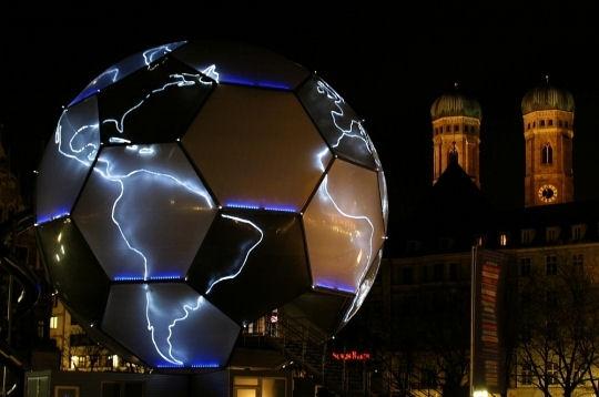 La coupe du monde de football munich l 39 autre capitale de l 39 allemagne sur l 39 internaute voyager - Coupe du monde de football 2006 ...